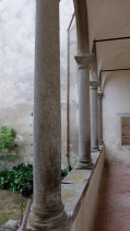 The monk's loggia