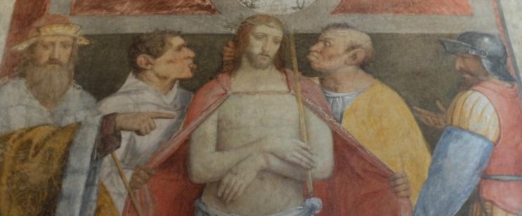 teasing Jesus