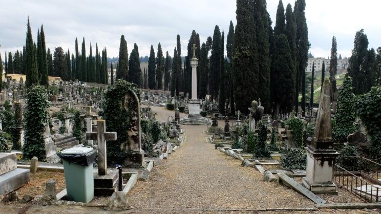 Florence, Cimitero agli Allori