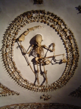 Barberini princess capuchin crypt ossuary Rome