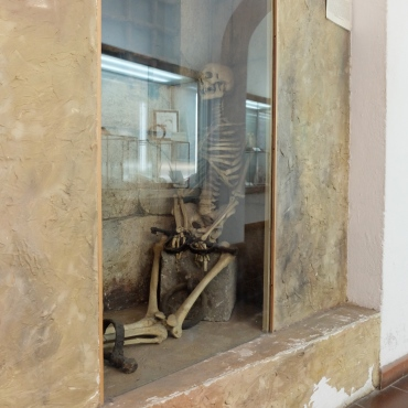 The Poggio Catino skeleton