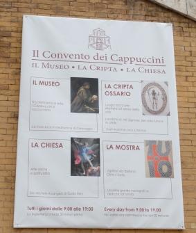Convento dei Cappucchini hours