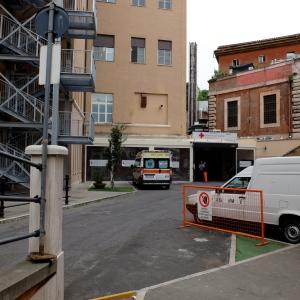 ambulances to the left
